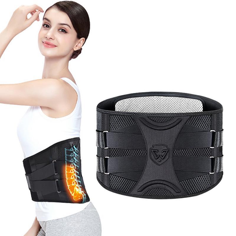 Self Heating Belts Space Cotton Back Brace Lumbar Support for Men Women Back Support Sport Accessories Support lumbar Waist