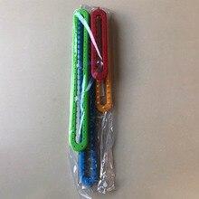 Портативный трикотажный ткацкий станок, рукоделие ткачество, инструменты для носков, шарфов, шапок, ткацкая игла, инструмент для шитья, аксессуары для вязания