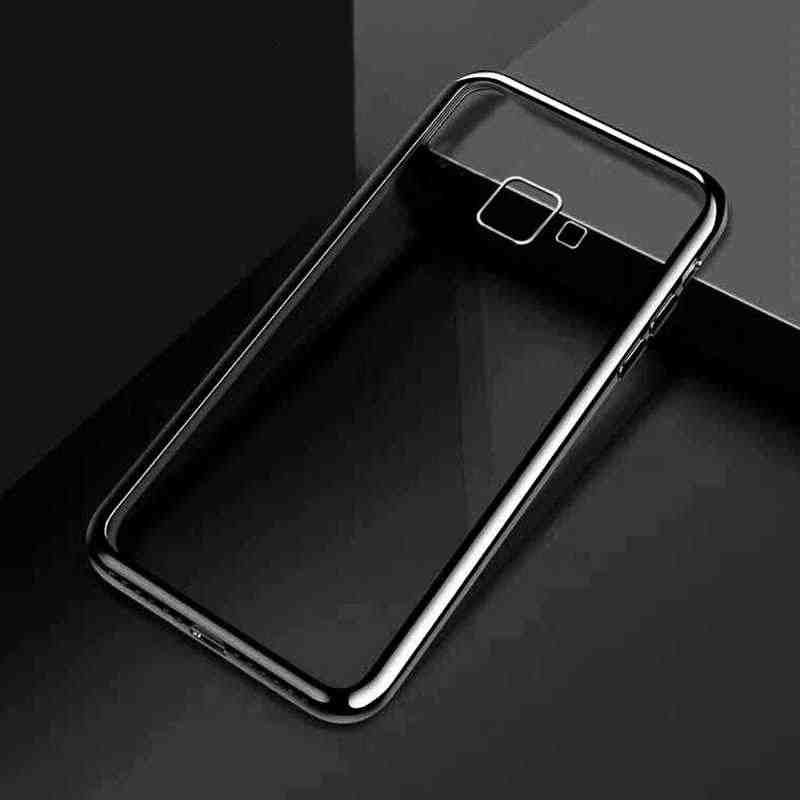 """Mokoemi Fashion Clear TPU Soft Silicone 5.5""""For Samsung Galaxy J7 Prime Case For Samsung Galaxy J7 Prime Cell Phone Case Cover"""