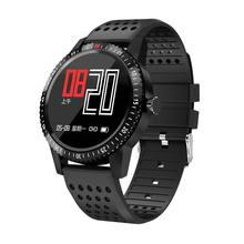 Tenfifteen T1 Color Screen PressScreen Smart Bracelet Monitor Blood Pressure Oxygen Heart Rate Sports Ip67 Waterproof Bluetoot
