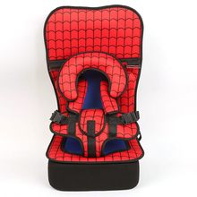 Travel Portable Child Support Safety Seat Infant Toddler Mat Baby Booster Car for Kids Five Point Harness S/L