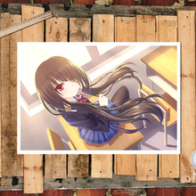 1 Piece HD of Anime Girl Sexy Photo DATE Live Cartoon Movie Poster, Canvas Art Wall Painting for Home Decoration
