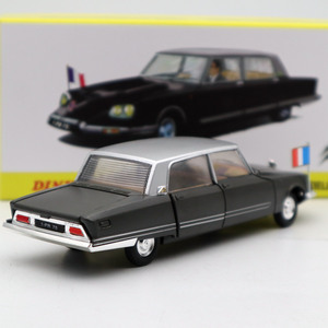 Image 2 - Atlas 1/43 French Dinky 1435 Citroen DS Presidentielle Diecast Models Toys Car GIFT Used