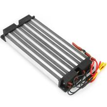 220V2000W Air Heated Constant Temperature Insulation PTC Ripple Heating Plate Thermistor Heater Air Ripple PTC Heater Best Offer