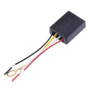 Image 5 - Mayitr 2pcs AC 100 240V 3 Way Touch Sensor Switch Desk light Parts Touch Control Sensor Dimmer For Bulbs Lamp Switch