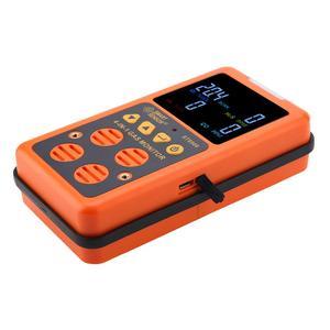 Image 4 - SMART SENSOR ST8900 Multi gas Detector voor CO, O2, H2S, LEL Oplaadbare Gas Meter Gas Analyzer