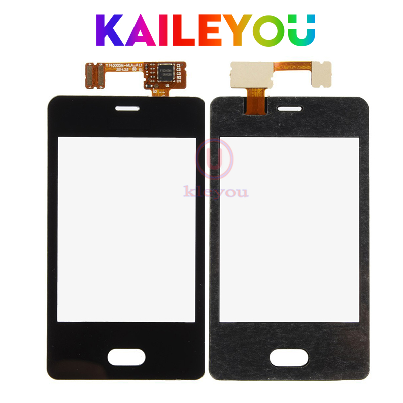 3.0'' Touch Panel For Nokia Asha 501 N501 Touch Screen Digitizer Sensor Front Glass Lens Panel Touchscreen Black Replacement