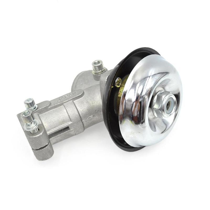 1 Pc Pinsel Cutter Trimmer Ersetzen Getriebe Kopf Rot Getriebeproduktion Getriebe 26mm Durchmesser 9-zähne Rasenmäher Getriebe Mit Dem Besten Service