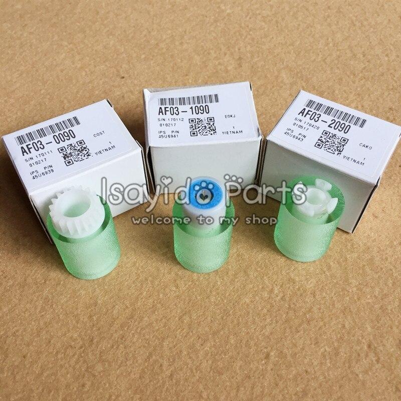 OEM Paper Pickup Feed Separation Roller Kit for Ricoh Aficio MP4000 MP5000 MP4001 MP5001 MP4002 AF03