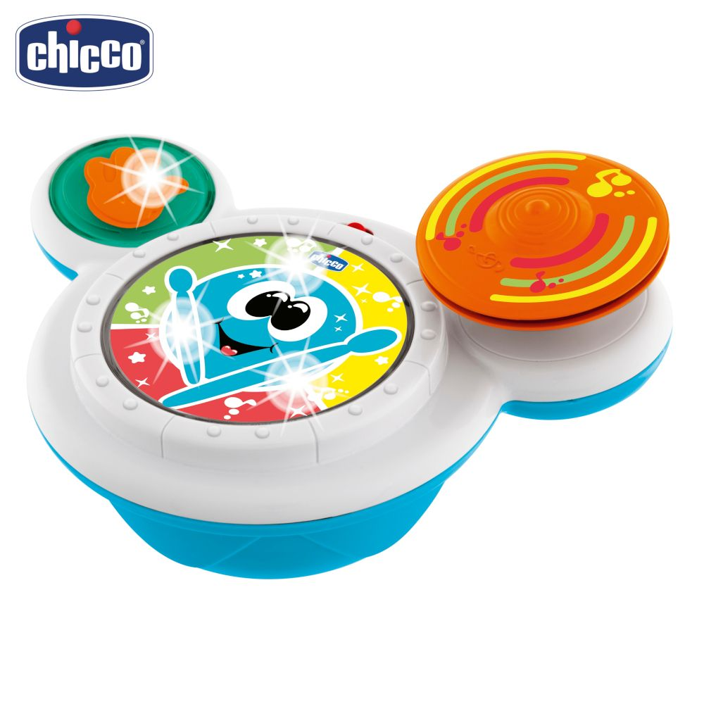 Toy Musical Instrument Chicco 100009 Learning & Education toys instruments Music kids baby for boys and girls Drum