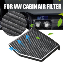 New Arrival 1pc 28*21*6cm Cabin Air Filter 1K0 819 644 OEM  Cleaner Filters For Beetle Audi A3 TT
