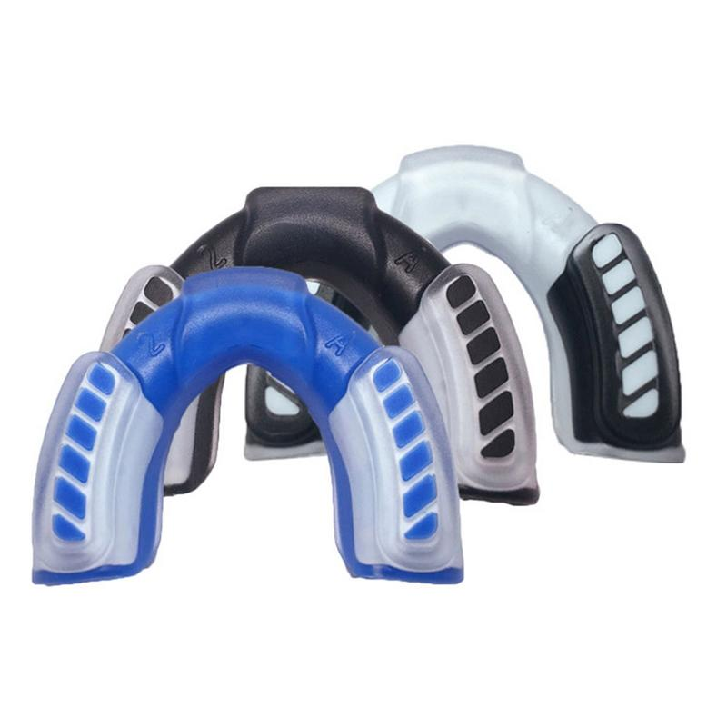 Professional Sports Mouthguard Mouth Guard Teeth Cap Protect For Boxing Basketball Teeth Guard Gum Shield Teeth Protect