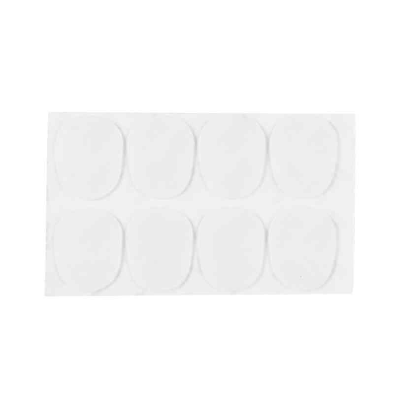 8 adet Alto Tenor Tiz Saksafon Sax Ağızlık Yamalar Pedleri Silikon Yastıkları Nefesli Aksesuarları 0.3 0.5 0.8mm