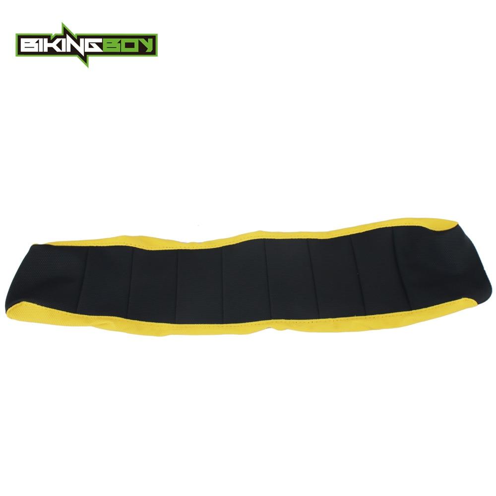 For Suzuki DRZ 400 SM E Sport 450 S Yellow Rubber Shifter Sock Protector