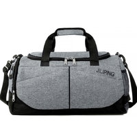 Fashion Simple Mens Outdoor Sport Gym Bags Fitness Women Training Waterproof Single Shoulder Bag Storage Travel Bag