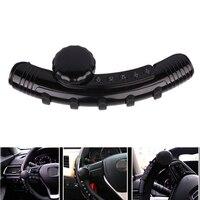 5Key LED Car Steering Wheel Controller Spinner Knob Music Wireless DVD GPS Navigation Steering Wheel Radio Remote Control