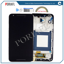 AAA qualità Per lg Nexus 5X H791 H790 H798 Display LCD con Touch Screen Digitizer Assembly di Ricambio(China)