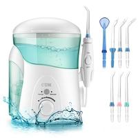 COZZINE FC288 600ML Oral Irrigator Jet Wasser Flosser Zahnseide Zähne Reiniger Mundpflege Oral Hygiene Irrigator Oral Bewässerung-in Mundduschen aus Haushaltsgeräte bei