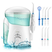 COZZINE FC288 600ML Oral Irrigator Jet Water Flosser Dental Floss Teeth Cleaner Oral Care Oral Hygiene Irrigator Oral Irrigation