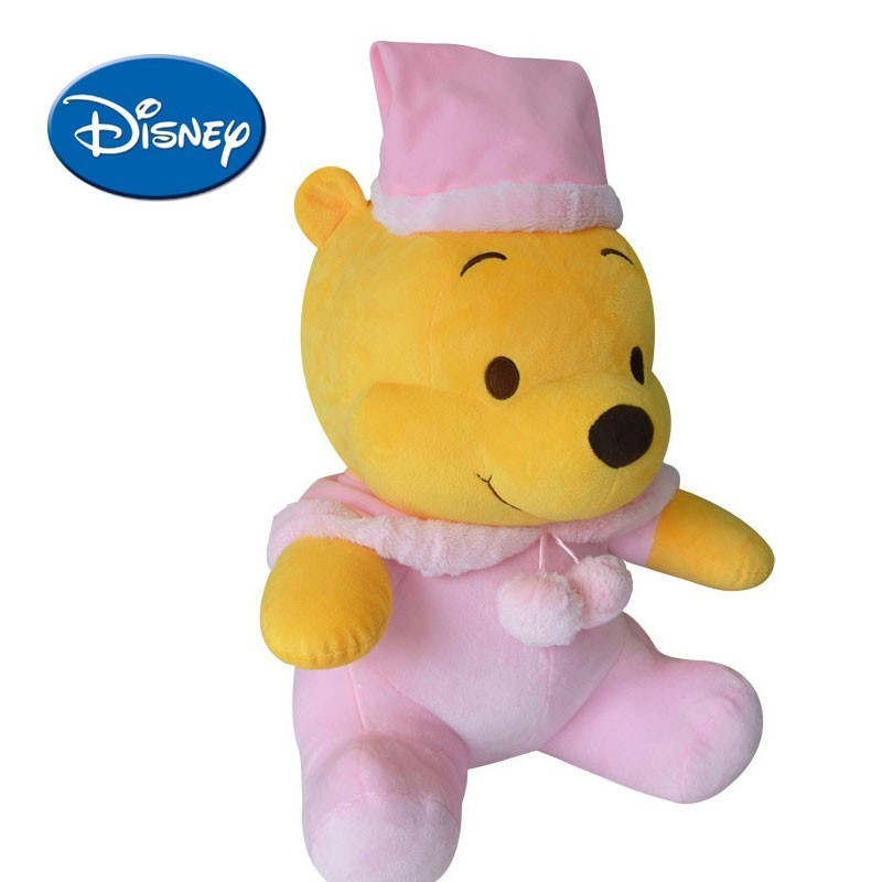 983d885f2b7b Detail Feedback Questions about DISNEY Pooh Bear Pink Apron Kids Winnie  Lovely Little Cartoon Bear The Pooh Stuffed Plush Toys Baby Birthday Gift  on ...