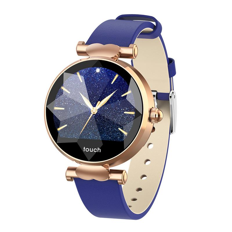 B80 Smart Fashion Female Smart Wristbands Various Sports Mode IP67 Waterproof Womens Smart Watches new garmin watch 2019