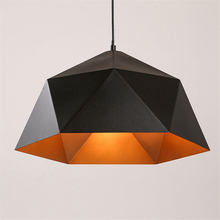 Vinatge Loft LED Pendant Light Industrial Decoration Iron Pendant Lamp Led Home Hanging Lamp Lighting Kitchen Fixtures Luminaria