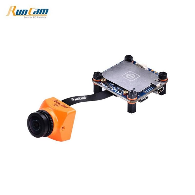 RunCam Split 2 s FOV 170 Degrés Super WDR 1080 p 60fps DVR Enregistrement HD OSD Mini FPV Caméra pour RC Drone Modèles Cadre Partie