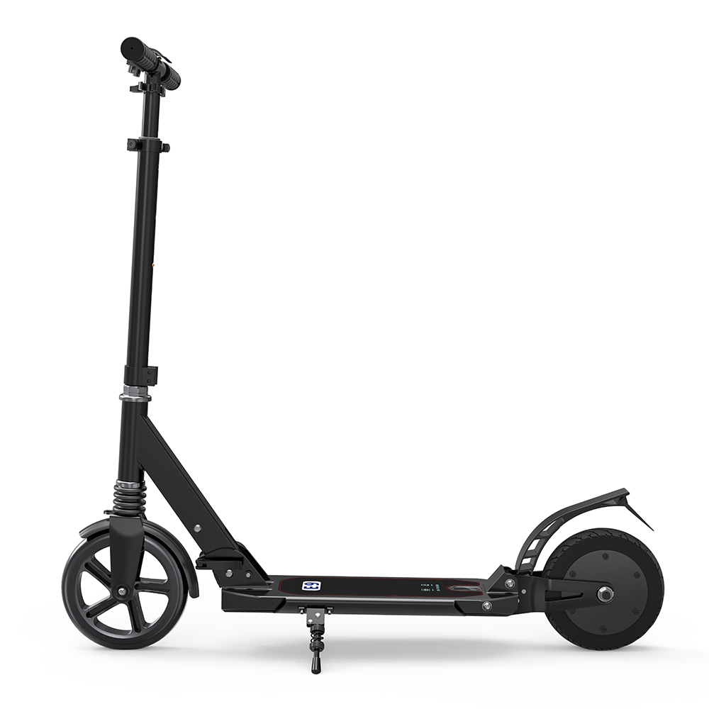 Powerful 150W Motor Electric Scooter Tough Aluminum Alloy 2600mAh Folding Electric Scooter With Dual 8 Inch Tire EU PlugPowerful 150W Motor Electric Scooter Tough Aluminum Alloy 2600mAh Folding Electric Scooter With Dual 8 Inch Tire EU Plug