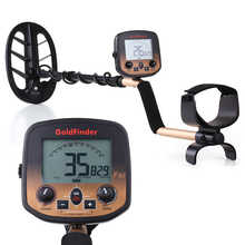 Professional Metal Detector FS2 Underground Depth 3m/ Scanner Search Finder Gold Detector Treasure Hunter Detecting Pinpointer - DISCOUNT ITEM  50% OFF Tools