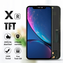 Grade AAA TFT LCD Screen For iPhone XR XS X LCD Display + Touch Screen Replacement AMOLED For iPhone X XS Max LCD Ecran Pantalla ^ a 30 pin lcd display 7 supra m726g m727g m728g tablet inner tft lcd screen panel lens module glass replacement