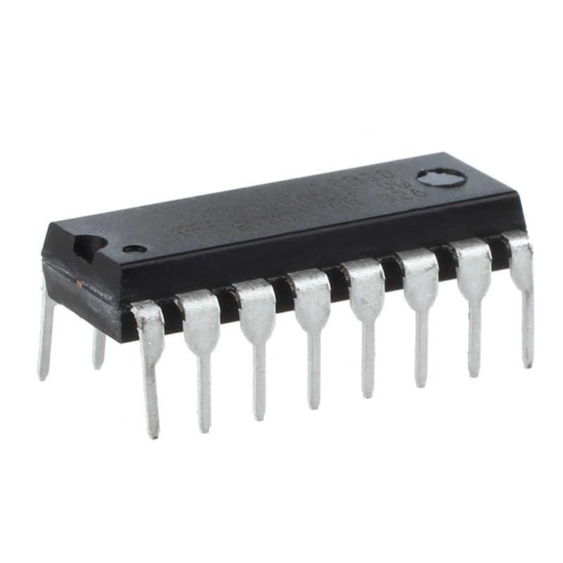 L293D L293 L293B DIP/SOP Push-Pull Four-Channel Stepper Motor Driver IC Chip