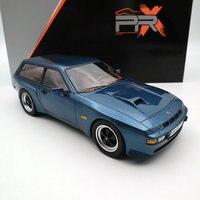Premium X 1:18 Po~che 924 Turbo Kombi By ARTZ 1981 PR18001 Diecast Models Car Limited Edition Collection Toys