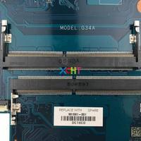 w mainboard 901581-001 901581-601 DAG34AMB6D0 w 940MX 4GB i7-7500U מעבד עבור Mainboard האם מחשב נייד PC סדרה 15-au מחברת Pavilion HP (3)
