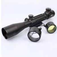 3 9 X 40EG 3 9 Times with Fish Bone Zoom Gun Aiming Sight Sighting Device Hunting Gun Accessories Hunting Aiming Sight Lens