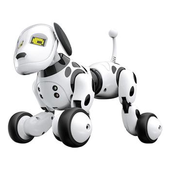 Wireless Remote Control Smart Machine Dog Intelligent Robot Dog Kids Toy
