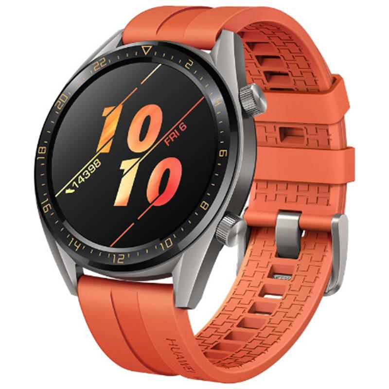 Оригинальный huawei часы GT Vigor версия AMOLED gps сердечного ритма трекер спортивный режим QuickFit ремешок 15 дней Срок службы батареи Смарт часы