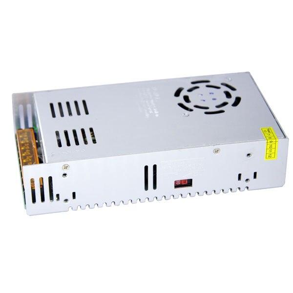 DC 5 V alimentation à découpage régulée 60A 110 V 220 V AC à DC 5 V 300 W transformateur de Source d'alimentation à découpage AC DC SMPS