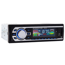 AUTO-Nuovo 24 V Car Stereo Fm Radio Mp3 Audio Player Supporto Bluetooth Del Telefono Con Usb/Sd/Mmc porta Elettronica per l'auto In-Dash 1 Din