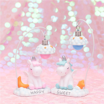 Romantic Unicorn Night Lamp