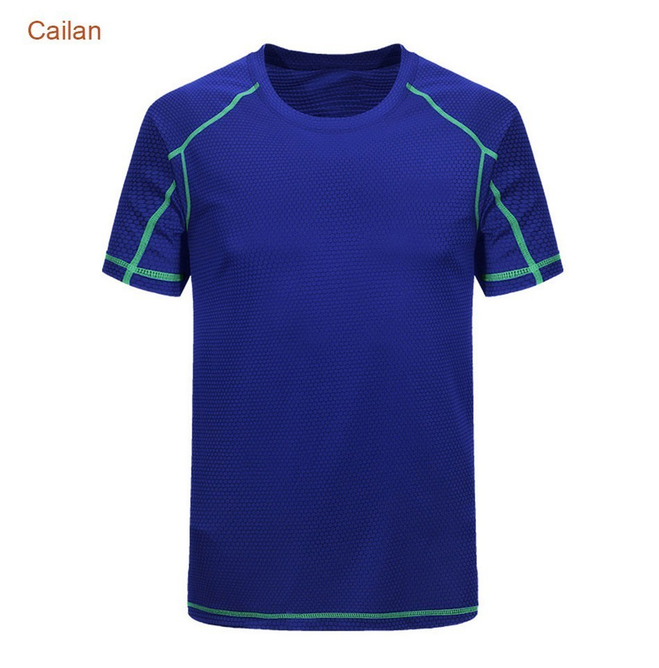 Varsanol Summer New Arrival O Neck Tee   Shirts   Men Solid Speed Dry   T  -  shirts   Homme Loose Style Tee Men's   T     Shirts
