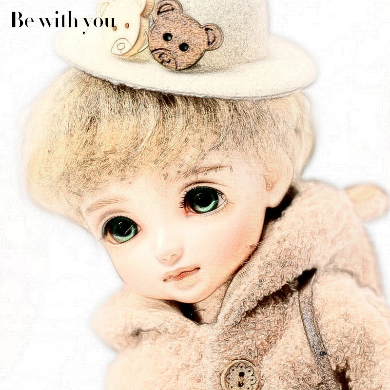 New Arrival Strawberry Be With You BJD SD Doll 1/6 Body Model Children High Quality Fashion Shop Sweeter Girl BWY