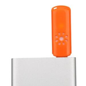 Image 2 - רכב מטהר אוויר USB LED רכב ארומתרפיה מפזר ללא חיוני שמן אוטומטי קישוט מיני ארומה חיוני שמן אדים