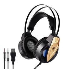 Headphone Deep Logam Kebisingan