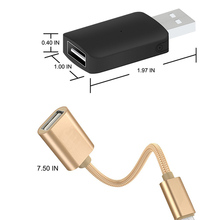 DOITOP محول ل نينتندو التبديل تحكم محول ل PS3/PS4/Xbox 360/Xbox One السلكية غمبد إلى N التبديل كابل otg