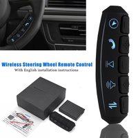 12-24 вольт универсальная светодиодная подсветка беспроводной пульт дистанционного управления автомобильный руль 10 кнопочный пульт дистанц...