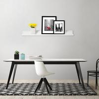 3pcs Home Photo Book Display Holder Rack Wall Shelf Floating Wall Mounted Shelf USA Drop Shipping