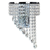 LICG Modern K9 crystal lights fashion wall applique Corridor Stairs Hotel lamp