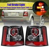 2 шт. левый и правый светодиодный задний фонарь для Land Rover Range Rover Sport 2005 2013 задний фонарь тормозной противотуманный Drl лампа LR043994 Стайлинг