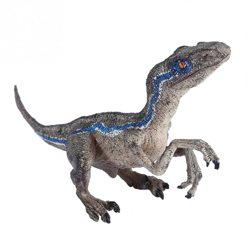 Simulation World Park Jurassic Tyrannosaurus <font><b>Dinosaur</b></font> Wild Life Model <font><b>Toys</b></font> Animal Plastic PVC Action Figure <font><b>Toy</b></font> For Kid Boy Gift image