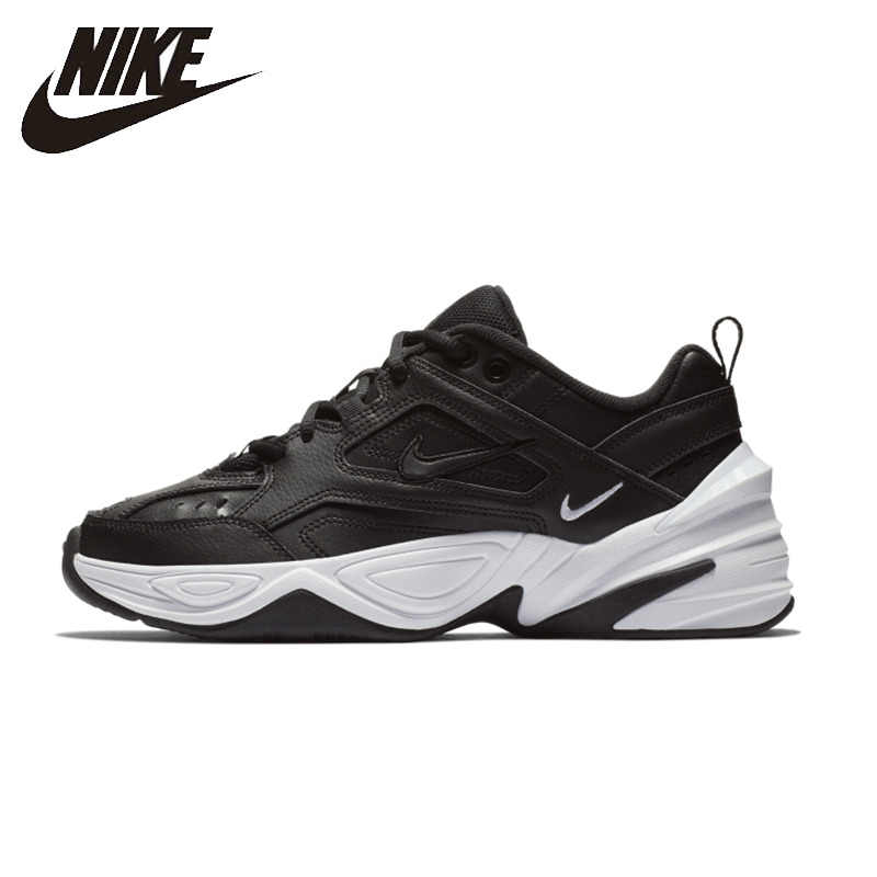 new product 57531 d47fa Nike Woman Running Shoes M2K TEKNO Fashion Leisure Dad Shoes Breathable  Clunck Sneaker AO3108
